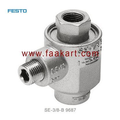 Picture of SE-3/8-B  9687 Festo SE Quick exhaust valves