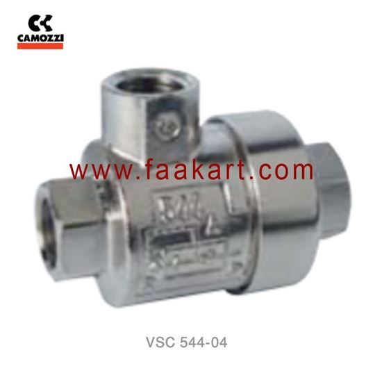 "Picture of VSC 544-04  Camozzi  Quick Exhaust Valves - 1/4"""