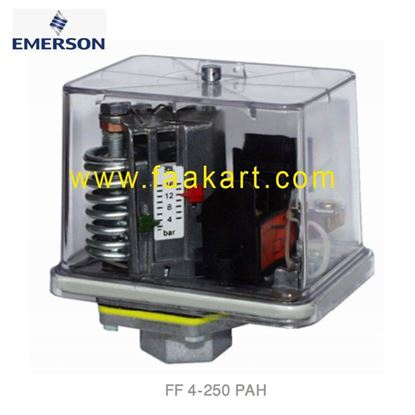 Picture of FF 4-250 PAH Emerson Pressure Controls Switch