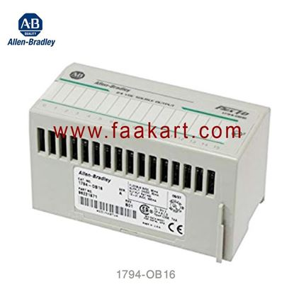 Picture of 1794-OB16 Allen Bradley Output Module