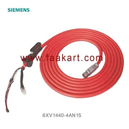 Picture of 6XV1440-4AN15  Siemens  Connecting cable for Mobile Panels