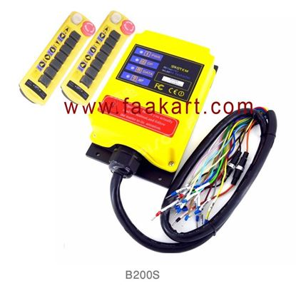 Picture of B200S Crane Remote control system