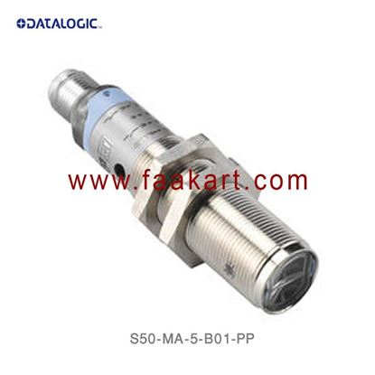 Picture of S50-MA-5-B01-PP Datalogic  Photoelectric Sensors
