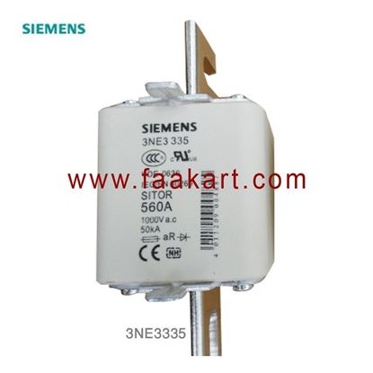 Picture of 3NE3335 Siemens SITOR FUSE-LINK 560A; AC1000V