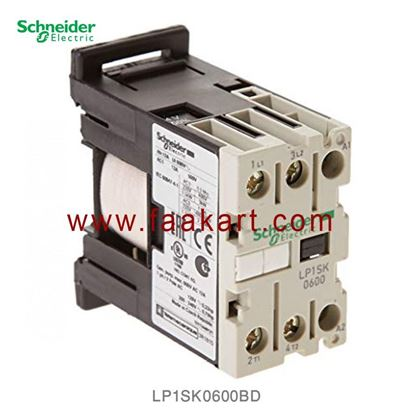 Picture of LP1SK0600BD Schneider 2 Pole Contactor