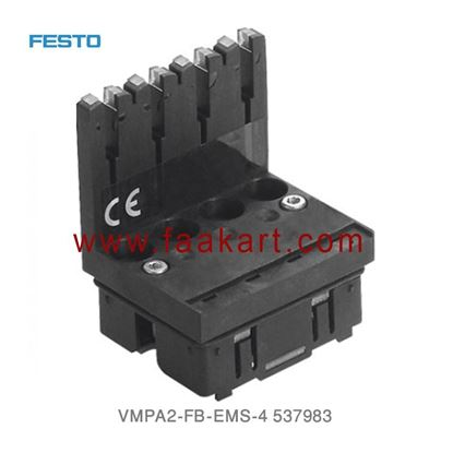 Picture of VMPA2-FB-EMS-4 537983  Festo Electronics Module
