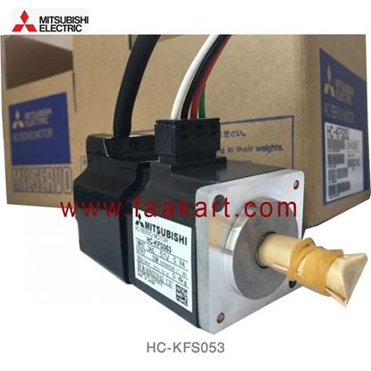 Picture of HC-KFS053 Mitsubishi AC Industrial Servo Motor