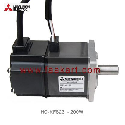 Picture of HC-KFS23 Mitsubishi AC Industrial Servo Motor