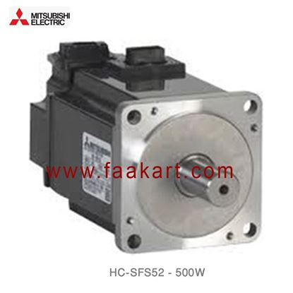 Picture of HC-SFS52 Mitsubishi AC Industrial Servo Motor