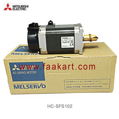 Picture of HC-SFS102 Mitsubishi AC Industrial Servo Motor