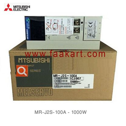 Picture of MR-J2S-100A Mitsubishi Servo driver