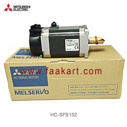 Picture of HC-SFS152 Mitsubishi AC Industrial Servo Motor