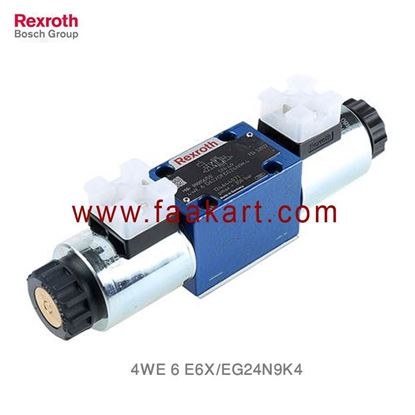 Picture of R900561278 Bosch Rexroth 4WE6E6X/EG24N9K4- Directional spool valves
