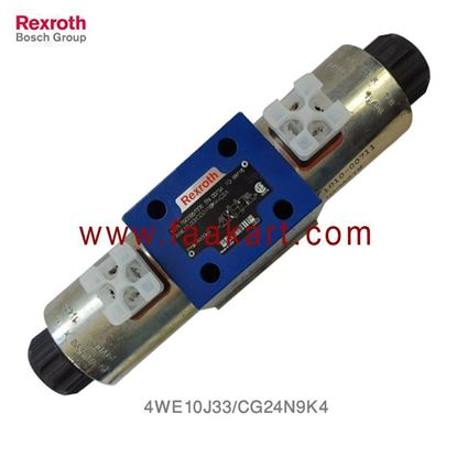 Picture of R900957006 Bosch Rexroth 4WE10J33/CG24N9K4 - Directional spool valves