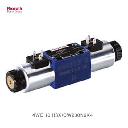 Picture of R900503425 Bosch Rexroth 4WE10H3X/CW230N9K4 - Directional spool valves
