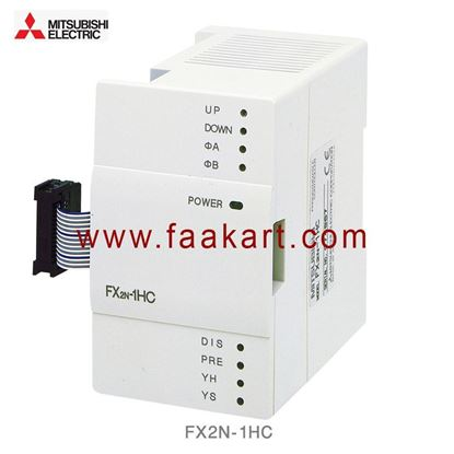 Picture of FX2N-1HC  Mitsubishi FX2N Counter 8 Inputs