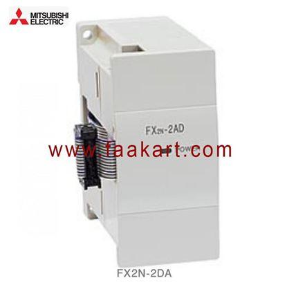 Picture of FX2N-2DA  Mitsubishi Analogue Output Module