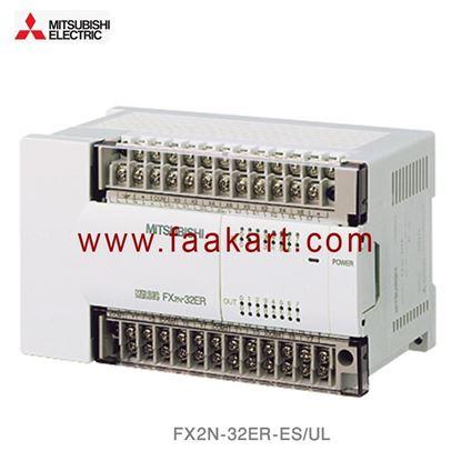 Picture of FX2N-32ER-ES/UL  Mitsubishi PLC I/O Module
