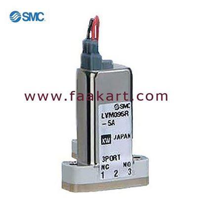 Picture of LVM095R-6A-6-Q-SMC Solenoid Valve
