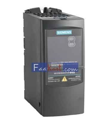 Picture of 6SE6440-2UD17-5AA1 - SIEMENS MICROMASTER