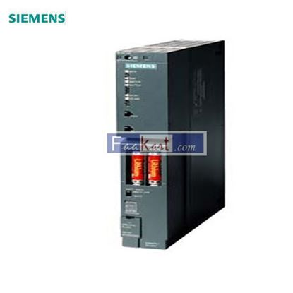 Picture of 6ES7 407-0DA02-0AA0 - SIEMENS POWER SUPPLY