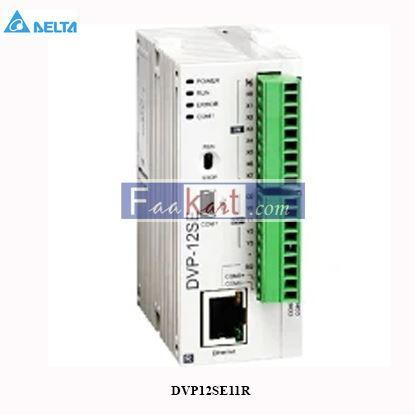 Picture of DVP12SE11R  Delta Programmable Controller