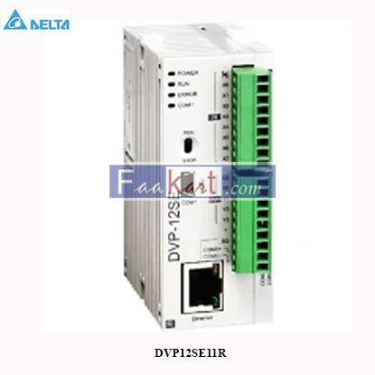 Picture of DVP12SE11R  Delta Programmable Controller