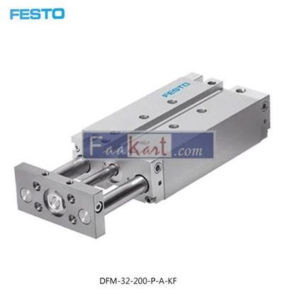 Picture of DFM-32-200-P-A-KF Festo Guide Cylinder