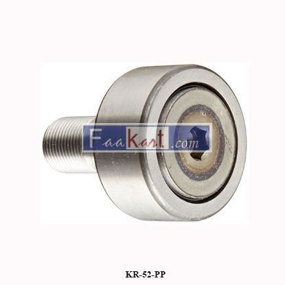 Picture of KR-52-PP INA Steel cam follower  with nut