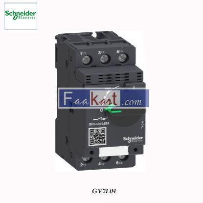 Picture of GV2L04  Motor circuit breaker