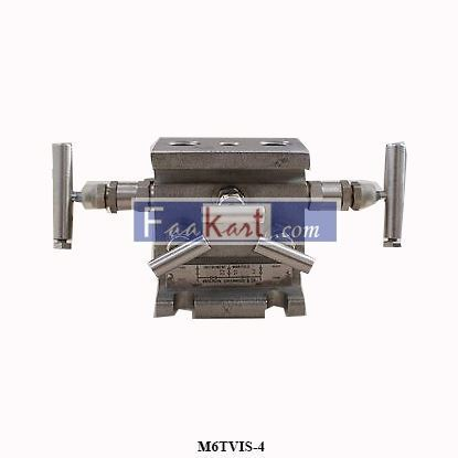 Picture of M6TVIS-4 Manifold Instrument Valve