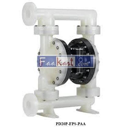 Picture of PD20P-FPS-PAA ARO DOUBLE DIAPHRAGM PUMP Air Motor Kit