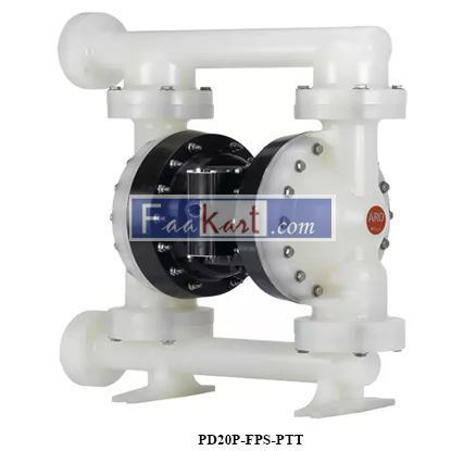 Picture of PD20P-FPS-PTT ARO DOUBLE DIAPHRAGM PUMP Air Motor Kit