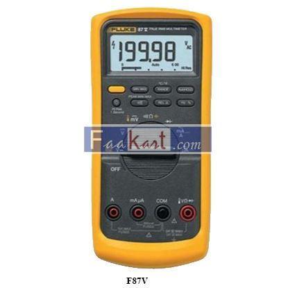 Picture of F87V FLUKE Industrial  Multimeter