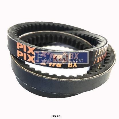 Picture of BX42 V-Belt, Cogged 17mm W x 11mm D