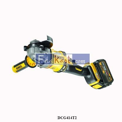 Picture of DCG414T2 DEWALT  Grinder battery operated