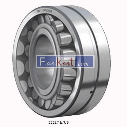Picture of 22217 E/C3 SKF Spherical Roller Bearing