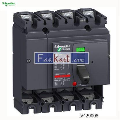 Picture of LV429008  Circuit breaker basic frame