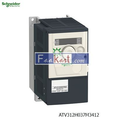 Picture of ATV312H037M3412  Variable speed drive