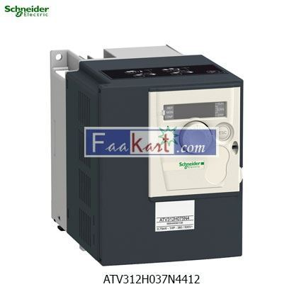 Picture of ATV312H037N4412  Variable speed drive