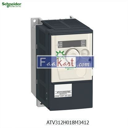 Picture of ATV312H055M2412  Variable speed drive