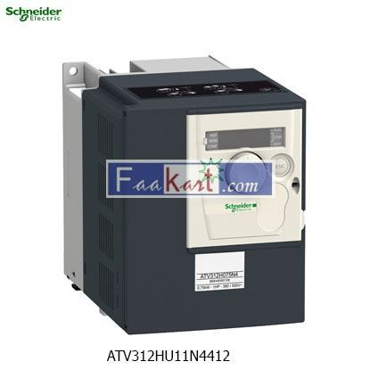 Picture of ATV312HU11N4412  Variable speed drive