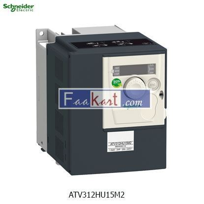 Picture of ATV312HU15M2  Variable speed drive