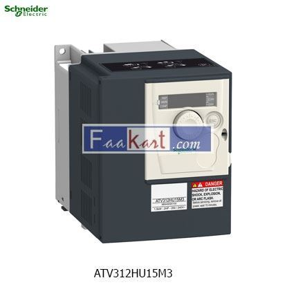 Picture of ATV312HU15M3  Variable speed drive