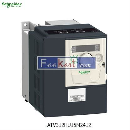 Picture of ATV312HU15M2412  Variable speed drive