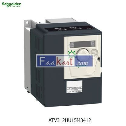Picture of ATV312HU15M3412  Variable speed drive