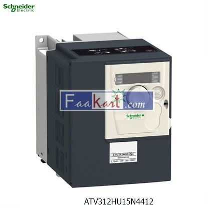 Picture of ATV312HU15N4412  Variable speed drive