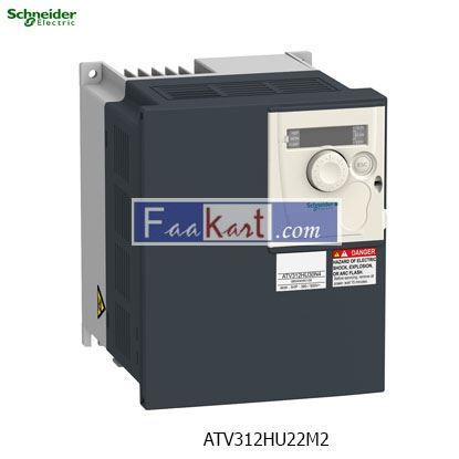 Picture of ATV312HU22M2  Variable speed drive