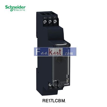 Picture of RE17LCBM Schneider Electric  Off-Delay Timing Relay