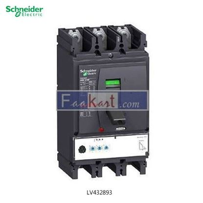 Picture of LV432893 Circuit Breaker Compact NSX630N